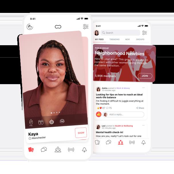 Bay Area dating app